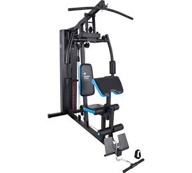 Mens Health Elite Active Multi Gym 66kg brilliant condition only used once.