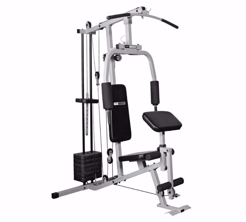 GV Pro Fitness Home Gym . Multi-gym In very good condition