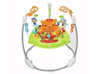 Fisher-Price Roaring Rainforest Jumperoo (collection only)