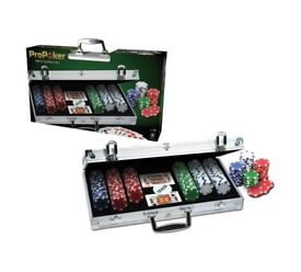CROUPIER - CHIPS AND BOOKS -Casino DEALER - great set for someone who want to become a croupier