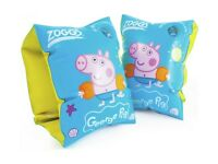 zoggs george pig armbands (2-6 years old)-plus free boys swim suit