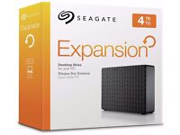 SEAGATE EXPANSION 4TB BRAND NEW