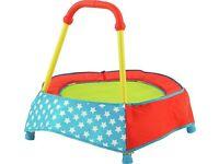 Chad valley toddler trampoline