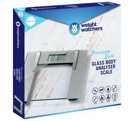 Weight watchers body scale
