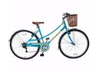 New Vintage style Hybrid Bike