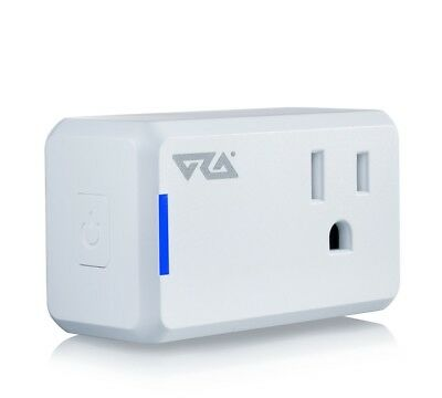 ORA Mini Smart Plug Wi-Fi Enabled Outlet - Amazon Alexa Friendly
