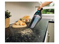 Black & Decker NV7210N Dustbuster Handheld Vacuum Cleaner - brand new