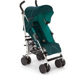 Mamas and papas tour2 teal pushchair