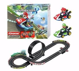 Carrera Mario 8 Track Set