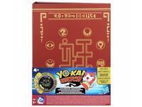 Yo-kai Watch Yo-kai Medallium Collection Book: Brand new and unopened