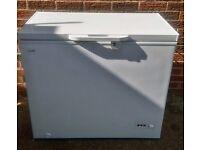 Logik L200CFW14 198 Litre Energy Efficient A+ Chest Freezer In White