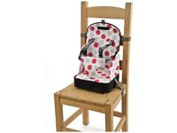 Childrens dinner booster seat