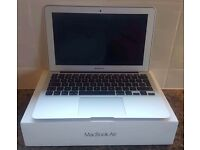 MacBook Air - Apple Warranty 29/07/2017 - Excellent Condition - C02RXEAUGFWM