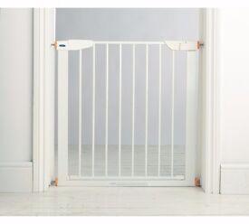BabyStart Pressure-fit Safety Gate, Stair Gate