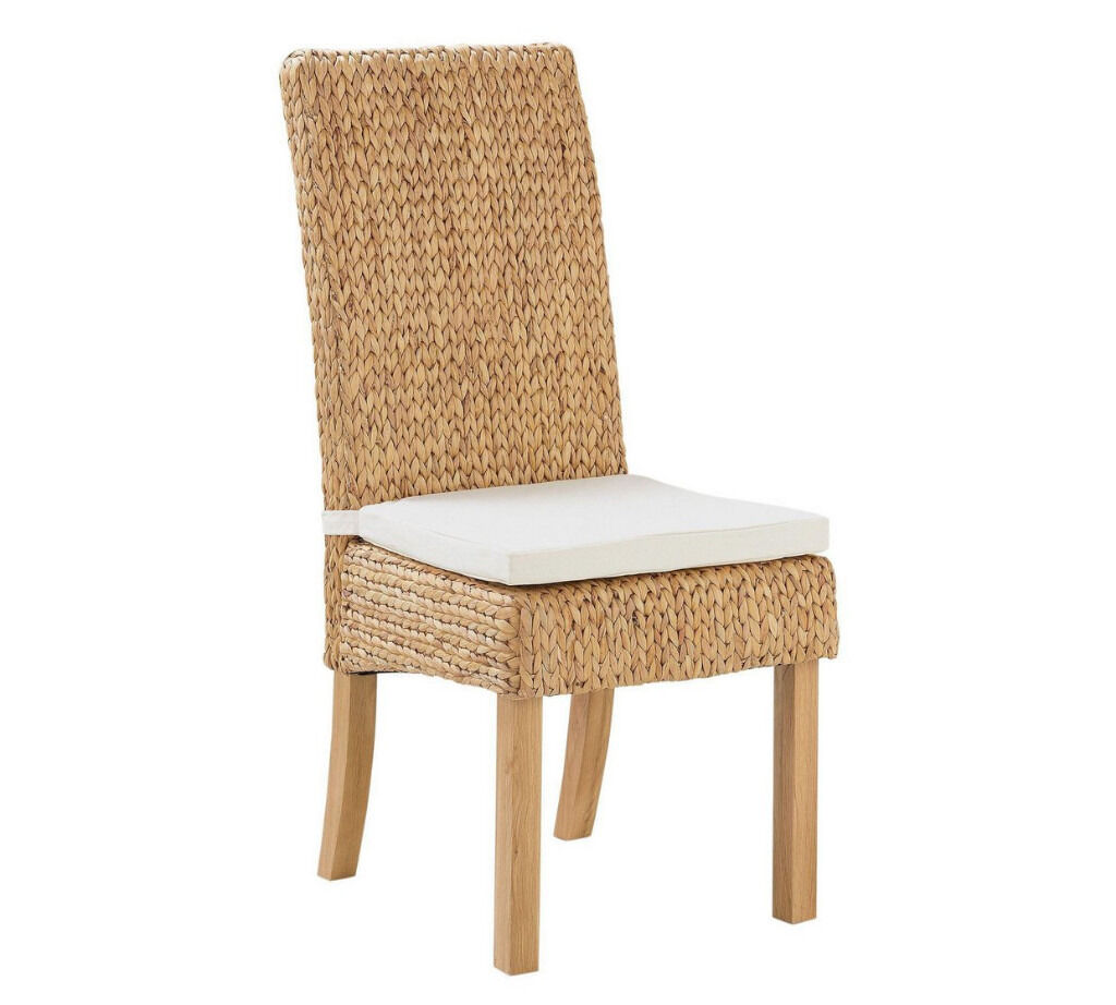 Home of Style Abbotsley Pair of Rattan Chairs
