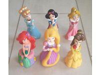 Disney Princess - Bath Toys