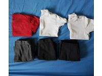 Bundle of boy school clothes 5-6 GEORGE