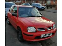 Nissan Micra spare or repair