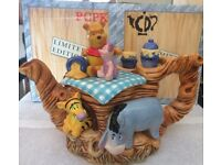 Winnie the Pooh Limited Edition Cardew Design teapot