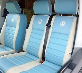 VW T5 POP TOP CAMPERVAN, AIR CON, FLOOR SLIDE RAILS, REAR STORAGE FOR BIKES, AA COVER & WARRANTY