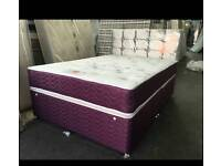 Quality Memory Foam Divan Bed
