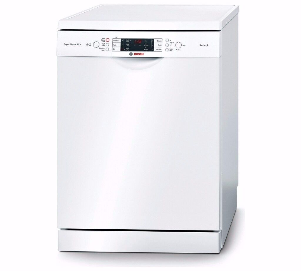 bosch super silence dishwasher series 6 in middlesbrough. Black Bedroom Furniture Sets. Home Design Ideas