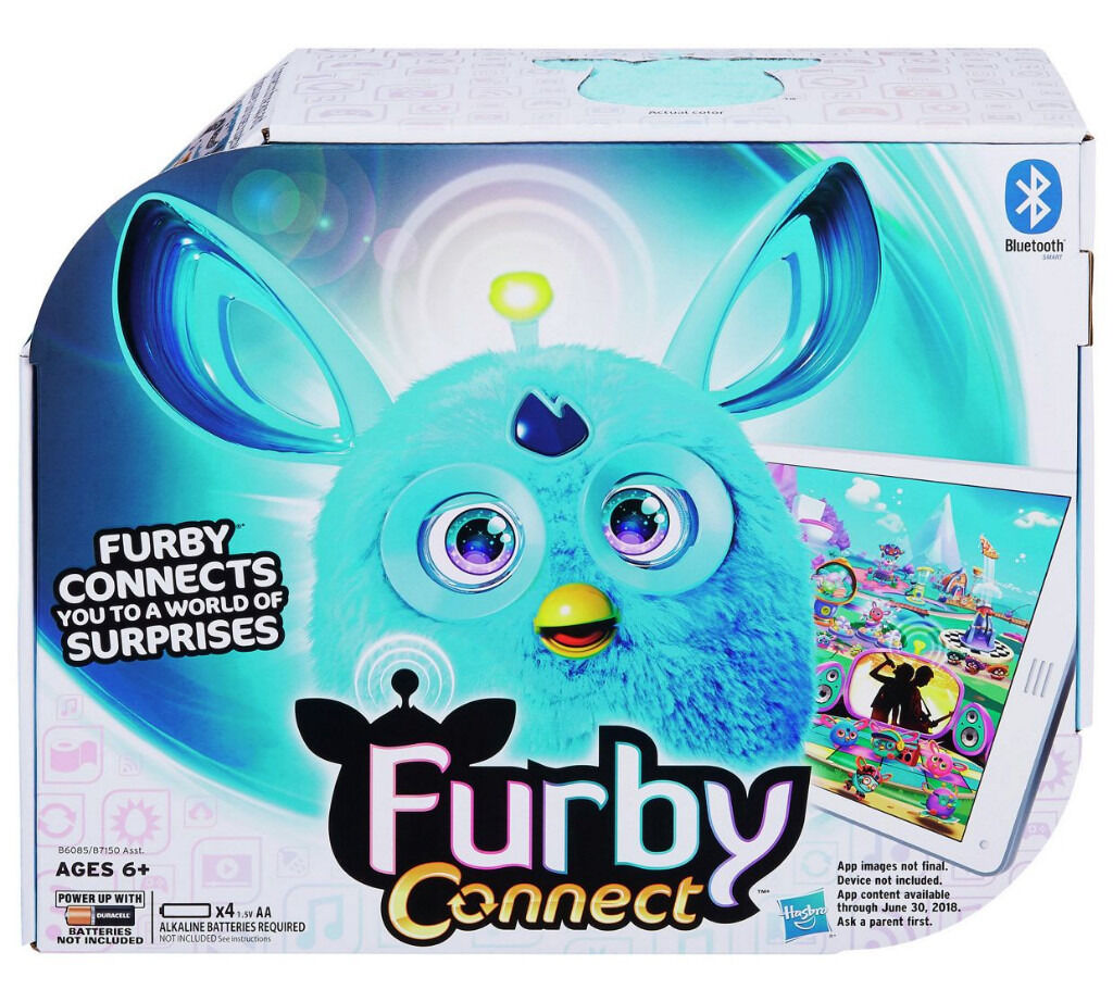 Furby connect Blue Brand New