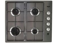 New , Never USED BUSH Gas Hob - Stainless Steel