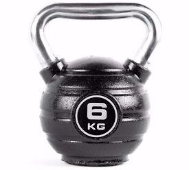 6kg kettlebell