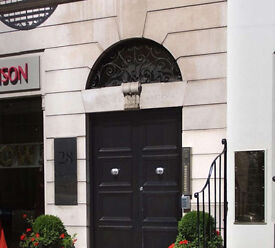 Serviced office to rent, Bruton Street, Mayfair, W1J