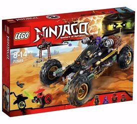 Lego ninjago rock loader brand new and sealed