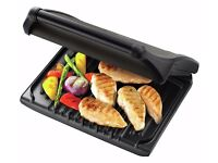 George Foreman 7 Portion Health Grill NEW
