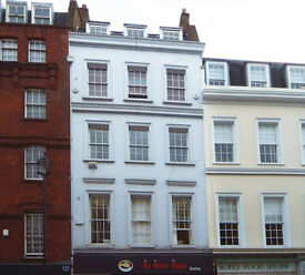 Serviced office to rent, Greek Street, Soho, W1D