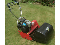 LawnMaster 500 'Twin-Drive' Petrol Cylinder Mower
