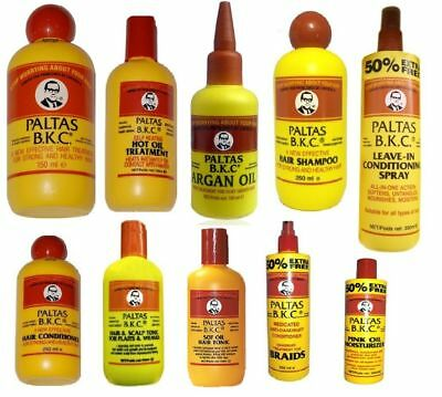 Paltas B.K.C Hair Care and Treatment Products-Free UK Post !