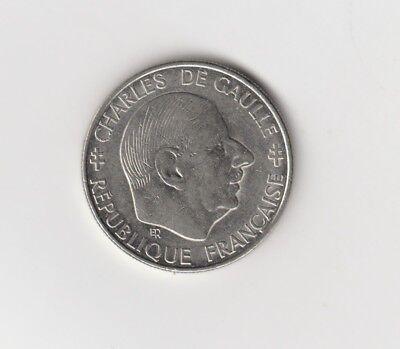 1 Franc Frankreich 1988   (1716)