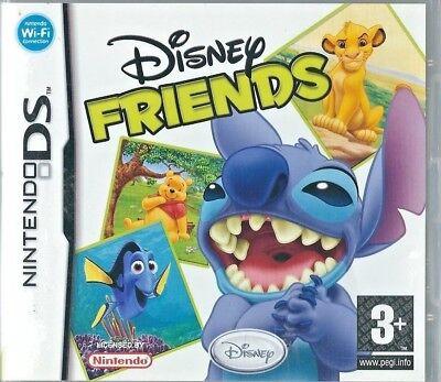 Disney Friends Nintendo DS  ( 2ds 3ds in 2D) children