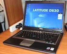Dell LatitudeD630, Core2Duo,14-/Intel/T7500/win7_2GB RAM St Marys Penrith Area Preview
