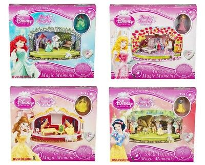 Disney Princess Theatre Play Sets **NEW** (Ariel/Aurora/Belle/Snow White) (Princess Play Sets)