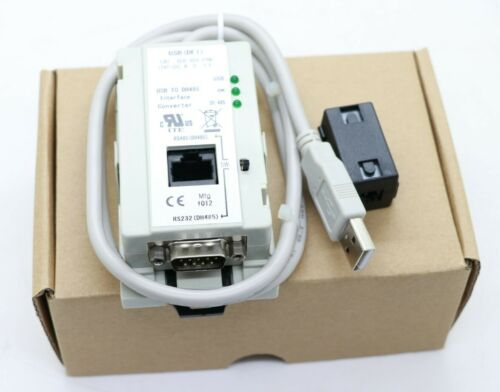 USB 1747-UIC USB to  DH485  1747-PIC PLC Cable For AB SLC 5/00 SLC 5-02/03/04