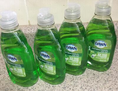 Dawn Ultra Dishwashing Dish Soap Liquid  28 oz Total 4- 7 FL OZ free shipping