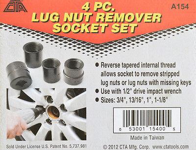 how to cut a lug nut off