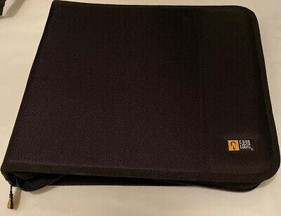 Case Logic CD Wallet Case Logic Cdw 320 Nylon
