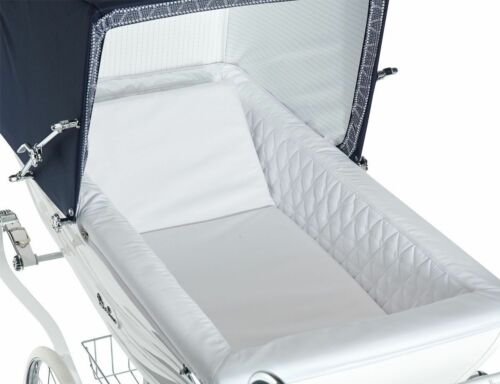 COACH BUILT PRAM PADDED INTERIOR LINER for SILVER CROSS KENSINGTON 36""