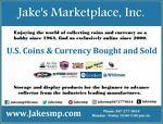 Jakesmp.com U.S Coins and Supplies