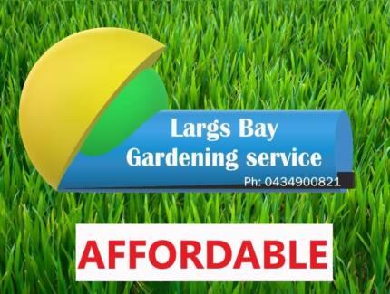 Largs Bay Gardening/Handyman Service