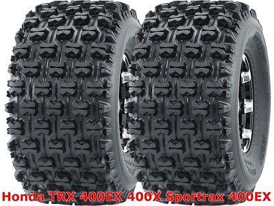 (2 WANDA 20x10-9  Honda TRX 400EX 400X Sportrax 400EX rear GNCC Racing Tires)