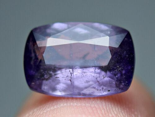 2.10 CT Ultra Rare Fluorescent Violet Purple Scapolite