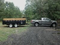 Junk Removal/Site Cleanup/Material Hauling
