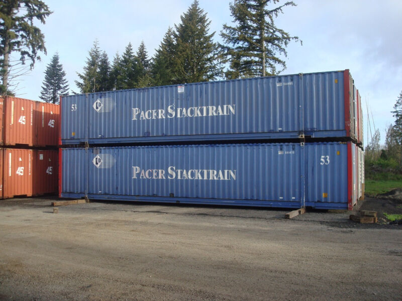 Used Pacer Stacktrain 53